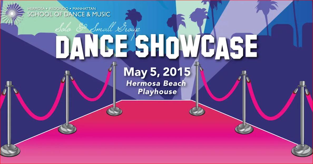 Solo & Small Group Dance Showcase 2015
