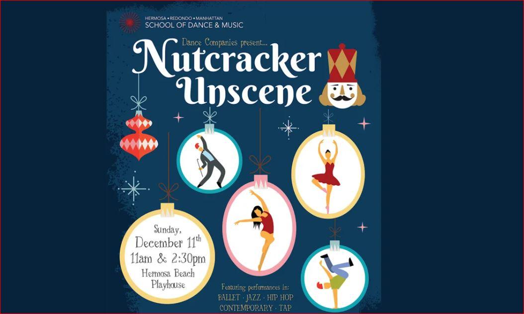 The Nutcracker 'Unscene' – 2016 Company Winter Show