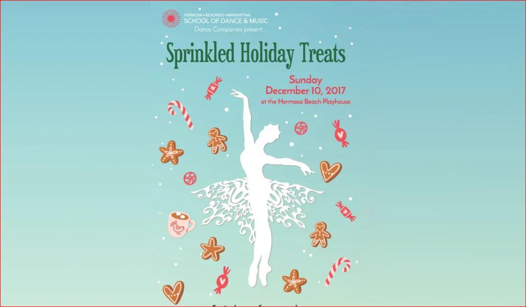 Sprinkled Holiday Treats – 2017 Dance Company