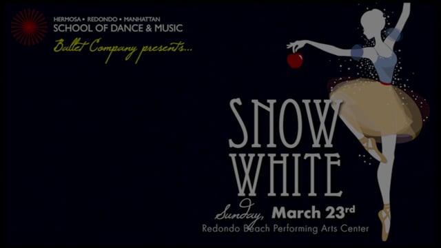 Snow White Ballet 2014