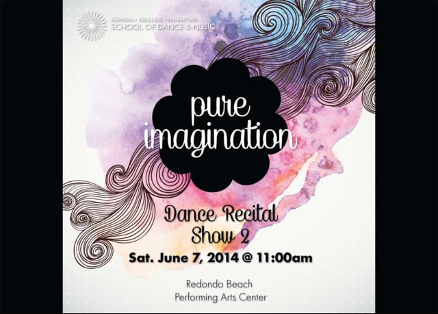 "Show 2 – June 2014 SDM Dance Recital – ""Pure Imagination"""