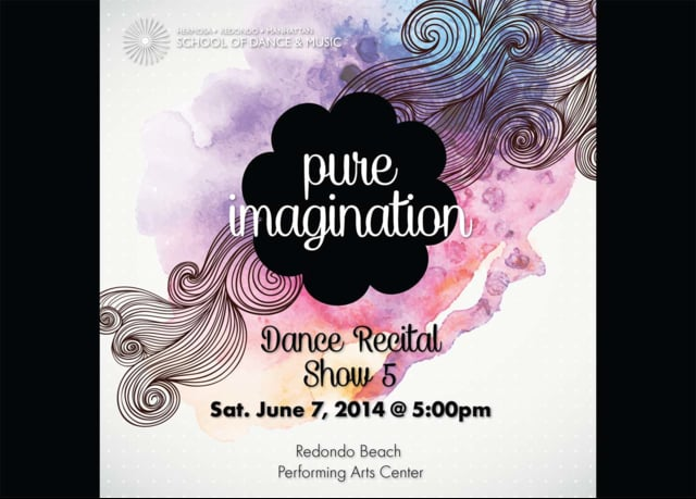 "Show 4 – June 2014 SDM Dance Recital – ""Pure Imagination"""