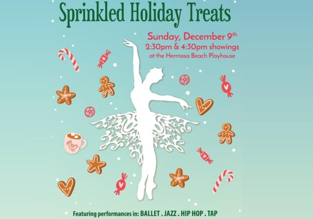 Sprinkled Holiday Treats – 2018 Dance Company