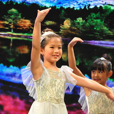Ballet minimum age by Sept. of current school year