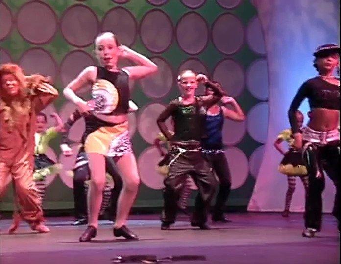 "Show 1 – ""You Can Dance"" June 2006 SDM Dance Recital"