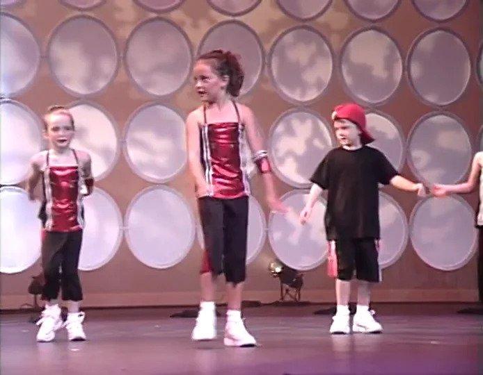 "Show 2 – ""You Can Dance"" June 2006 SDM Dance Recital"