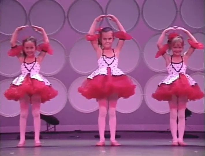 "Show 3 – ""You Can Dance"" June 2006 SDM Dance Recital"