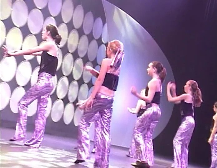 "Show 6 – ""You Can Dance"" June 2006 SDM Dance Recital"